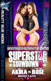 Superstar Showdown 2 Cover