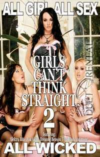 Girls Can't Think Straight 2 Cover