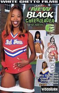 New Black Cheerleader Search 6 Cover