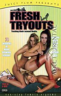Fresh Tryouts Cover