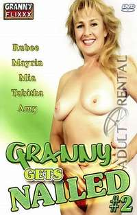 Granny Gets Nailed 2 Cover