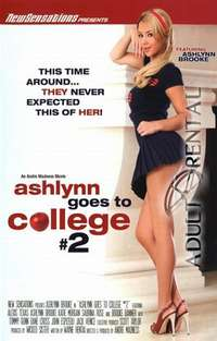 Ashlynn Goes To College 2 Cover