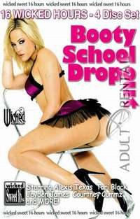 Booty School Drop Out: Disc 1 Cover