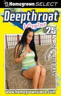 Deepthroat Virgins 25 Cover