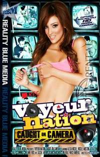 Voyeur Nation: Caught On Camera Cover