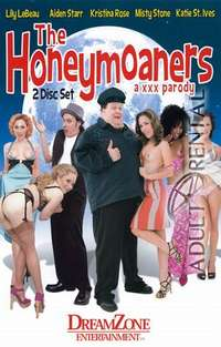 The Honeymoaners a XXX Parody Cover