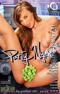 Party Nymph Cover