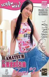 Amateur Russian Teens 3 Cover