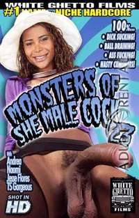 Monsters Of She Male Cock 23 Cover