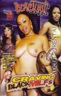Craving Black MILFs Cover