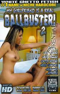 My Girlfriend Is A Real Ballbuster 2 Cover