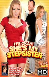 It's Okay She's My Step Sister Cover