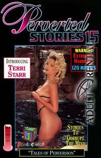 Perverted Stories 15 Cover