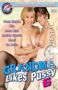 Grandma Likes Pussy 6 Cover
