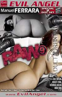 Raw 9: Disc 1 Cover