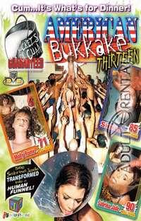 American Bukkake 13 Cover