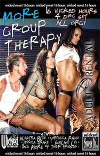 More Group Therapy: Disc 4 Cover