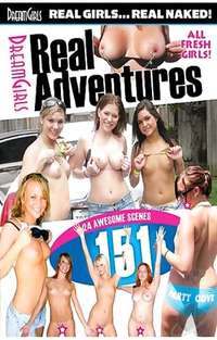 Real Adventures #151 Cover