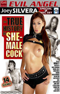The True History Of She Male Cock - Disc #1 Cover