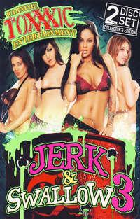 Jerk & Swallow #3 Cover