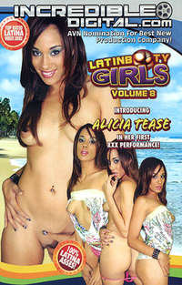 Latin Booty Girls #8 Cover