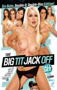 The Big Tit Jack Off Disc #2 Cover