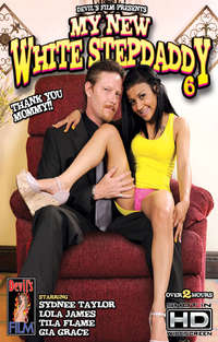My New White Step Daddy # 6 Cover