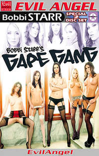Bobbi Starr's Gape Gang - Disc #2
