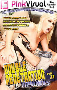 Double Penetration Tryouts # 11 Cover