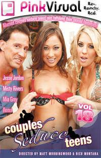 Couples Seduce Teens # 18 Cover