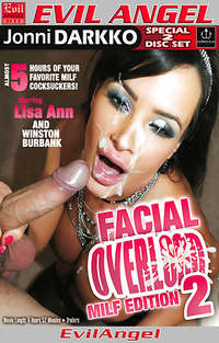Facial Overload: Milf Edition #2 - Disc #1 Cover