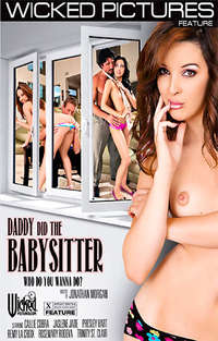Daddy Did The Babysitter Cover