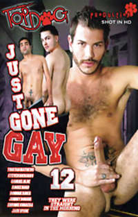 Just Gone Gay #12 Cover