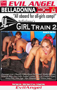 Girl Train #2 - Disc #2 Cover