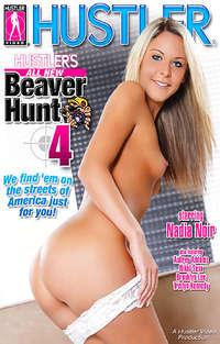 Beaver Hunt #4 Cover