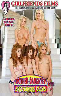 Mother Daughter Exchange Club #7 Cover