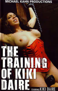 The Training Of Kiki Daire Cover