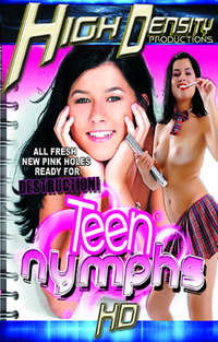 Teen Nymphs Cover