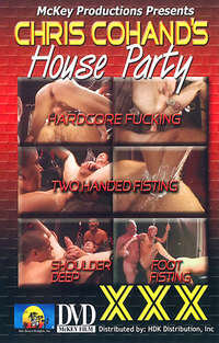 Chris Cohand's House Party Cover