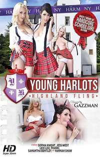 Young Harlots Highland Fling  Cover