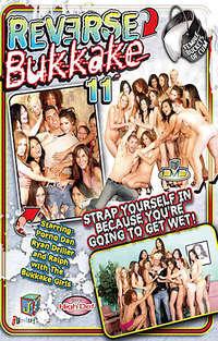 Reverse Bukkake #11 Cover