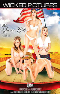 All American Girls Cover