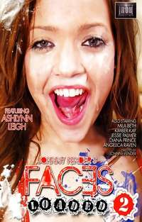 Faces Loaded #2 Cover