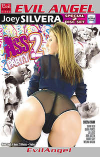 The Ass Party #2 - Disc 1 Cover