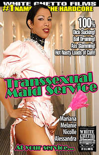 Transsexual Maid Service Cover