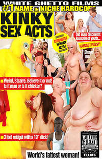 Kinky Sex Acts Cover