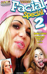 Facial Special #2 Cover