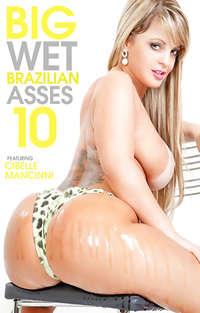 Big Wet Brazilian Asses #10 Cover