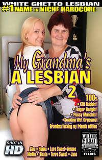 My Grandma's A Lesbian #2 Cover