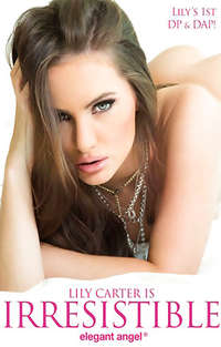 Lily Carter Is Irresistible Cover